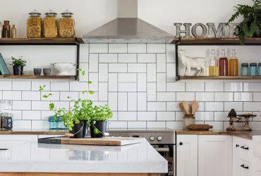 9 ایده راحت برای تغییر دکوراسیون و کاربری کابینت آشپزخانه