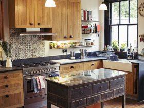 ایدههای جذاب برای مدل کابینت آشپزخانه کوچک