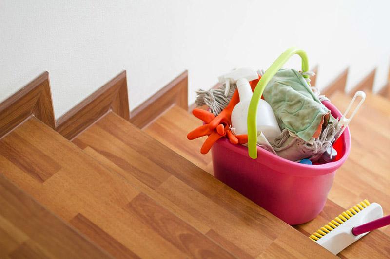 راهنمای نظافت کفپوش چوبی منزل