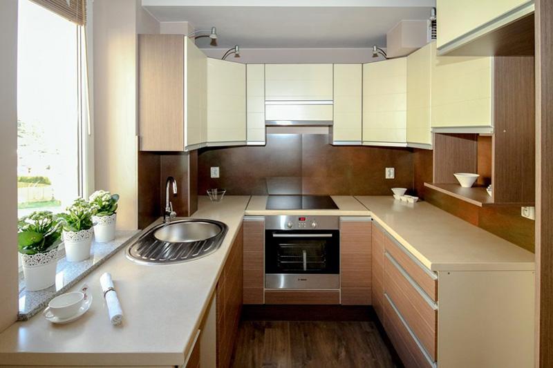 مزایای کابینت آهنربایی و کاربرد انواع دستگیره کابینت مخفی مینیمال در آشپزخانه