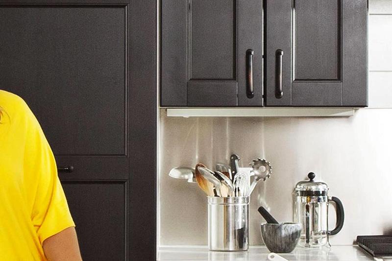 انتخاب مدل و طرح درب کابینت برای آشپزخانه کوچک