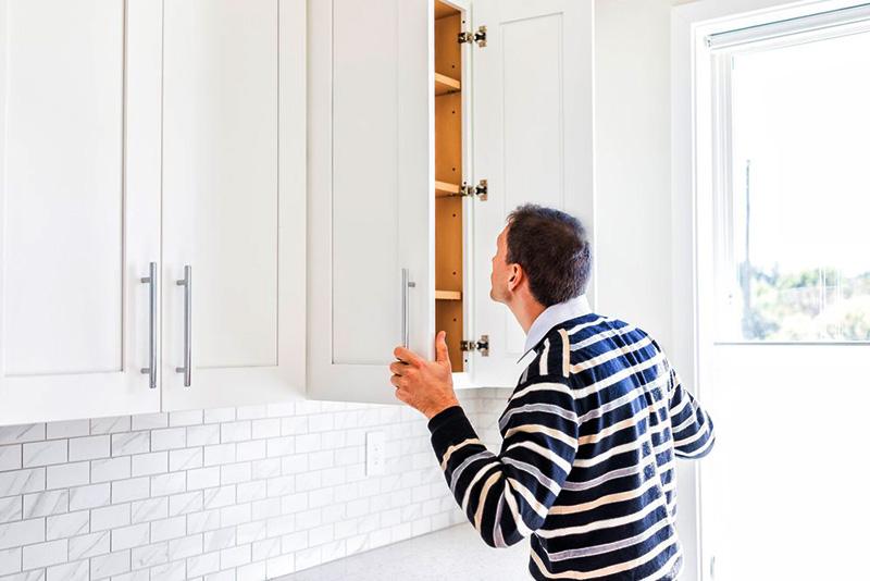 خرید و سفارش انواع کابینت آشپزخانه