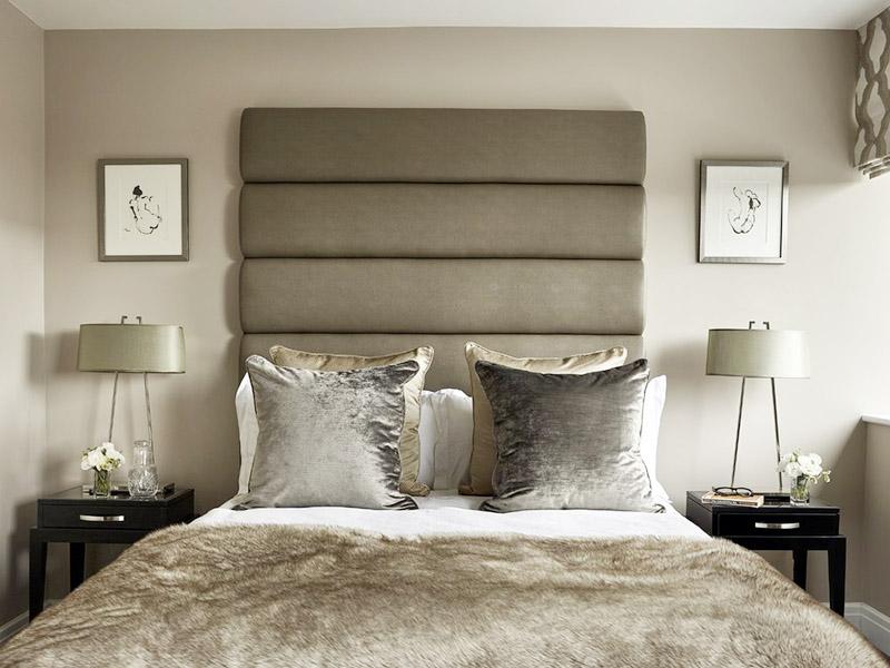 بهترین رنگ برای اتاق خواب کوچک کدام است؟