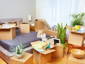 راهنمای بستهبندی وسایل اتاق خواب برای اسبابکشی