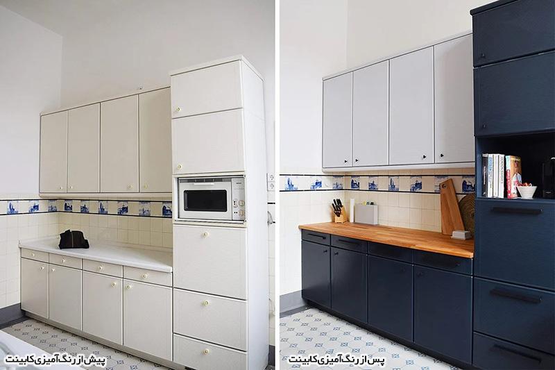 ترفندهای خلاقانه برای تغییر دکوراسیون آشپزخانه